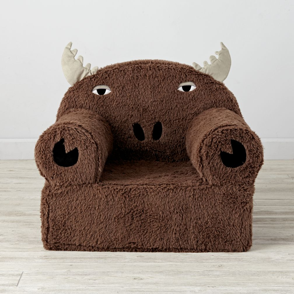 Large Moose Nod Chair