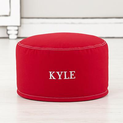 Personalized One-Seater Cover (New Red)