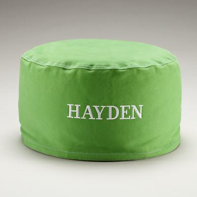 Green Personalized One-Seater Cover