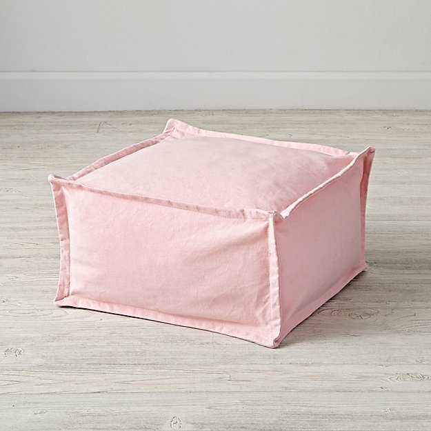 Square Pink One Seater