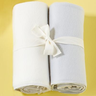 Wrap It Up Organic Swaddle Blankets (Lt. Blue)