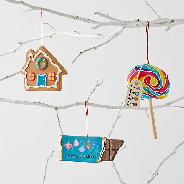 Dylan's Candy Bar Ornaments