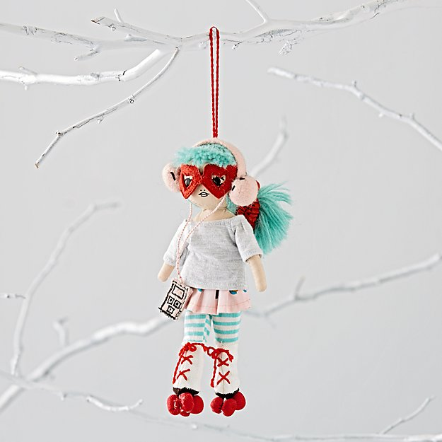 Charlie Friend Indeed Ornament