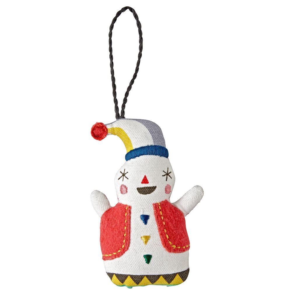 Good Cheer Snowman Ornament