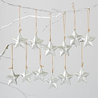 Ornament_Silver_Star_S12