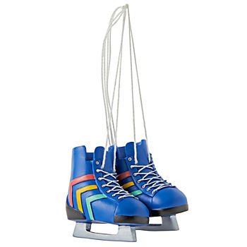 Snow Sports Hockey Skates Ornament
