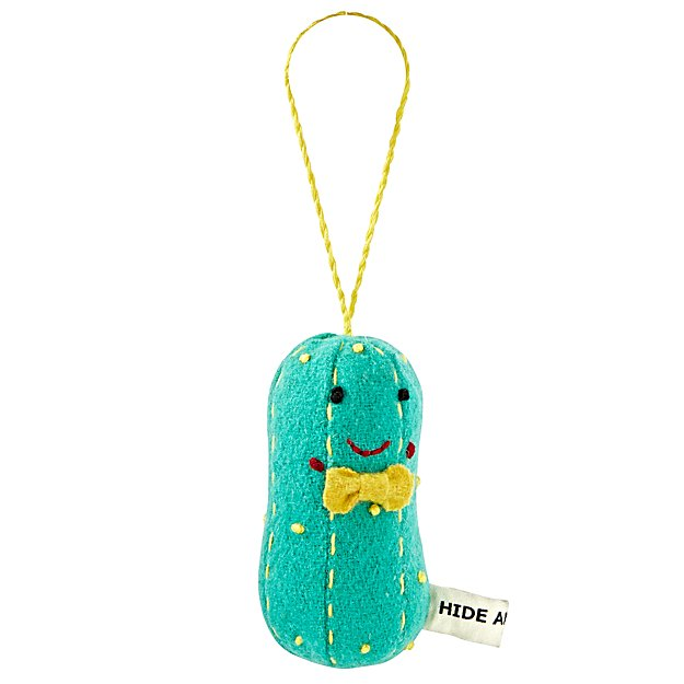 Traditional Pickle Ornament