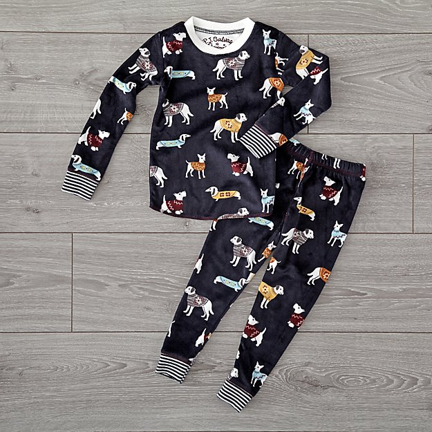 Dog 4T Pajama Set