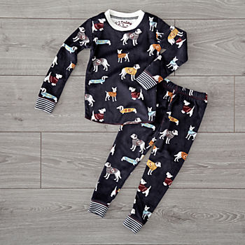 Dog 2T Pajama Set