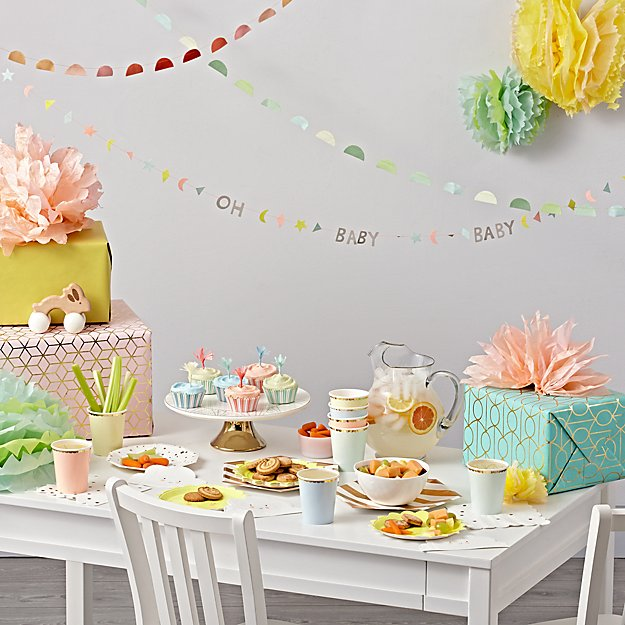 Baby Party Decorations