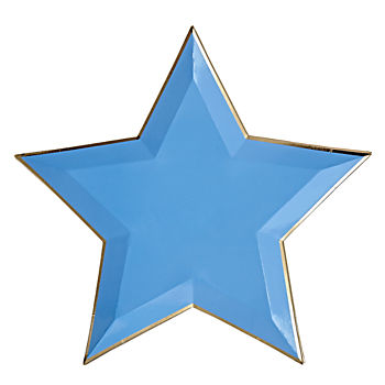 Bright Star Plates (Set of 8)