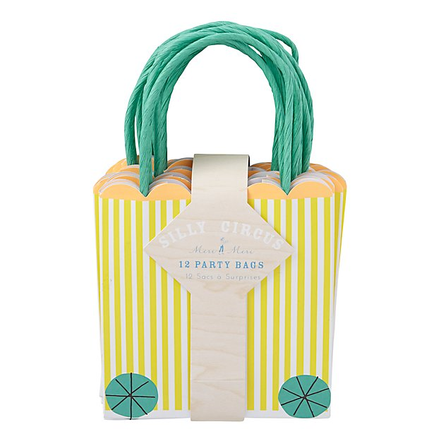 Silly Circus Party Bags (Set of 8)