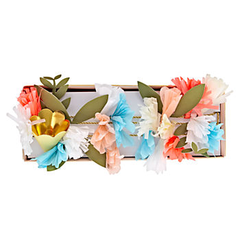 Liberty Flower Bouquet Garland