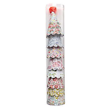 Liberty Assorted Party Hats (Set of 8)