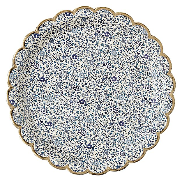 Liberty Assorted Large Plates (Set of 8)
