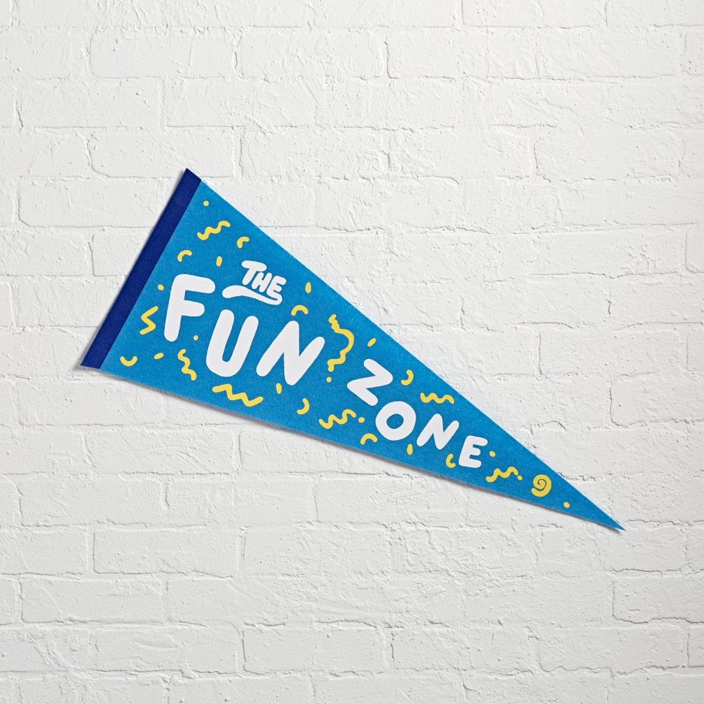 Team Spirit Pennant (Fun Zone)