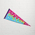 Giggletown Team Spirit Pennant