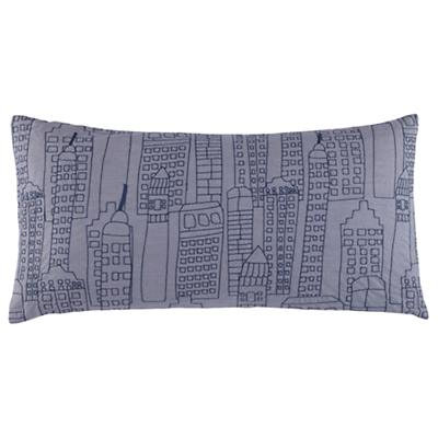 Midtown City Throw Pillow
