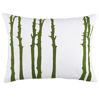 Camp Tree Pillow Cover
