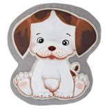 Poky Little Puppy Throw Pillow