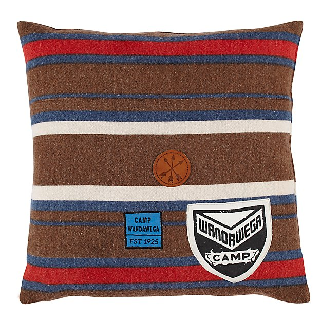Comfy Camp Pillow Cover