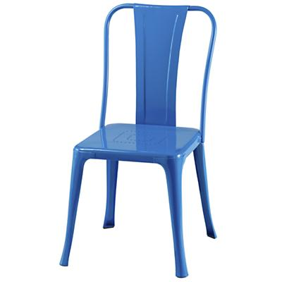 Iron Rich Play Chair (Cobalt)