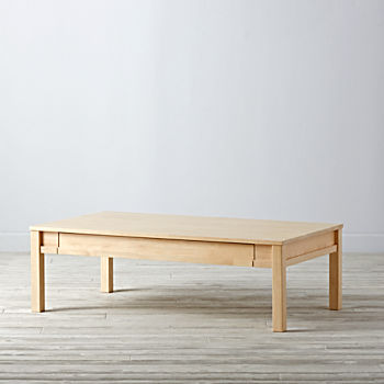 Small Adjustable Natural Activity Table