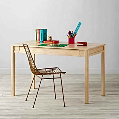 Adjustable Natural Activity Table Set