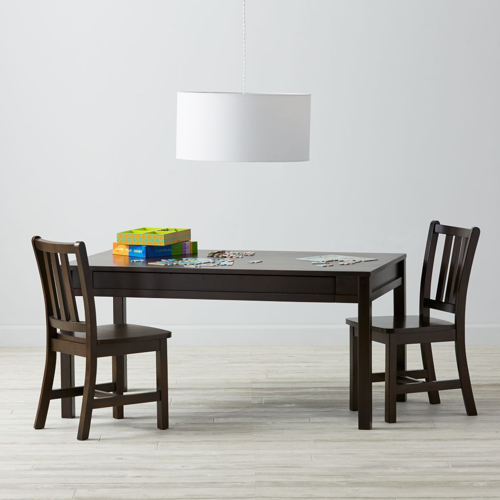 adjustable java activity table 2 parker play chairs the land of nod. Black Bedroom Furniture Sets. Home Design Ideas
