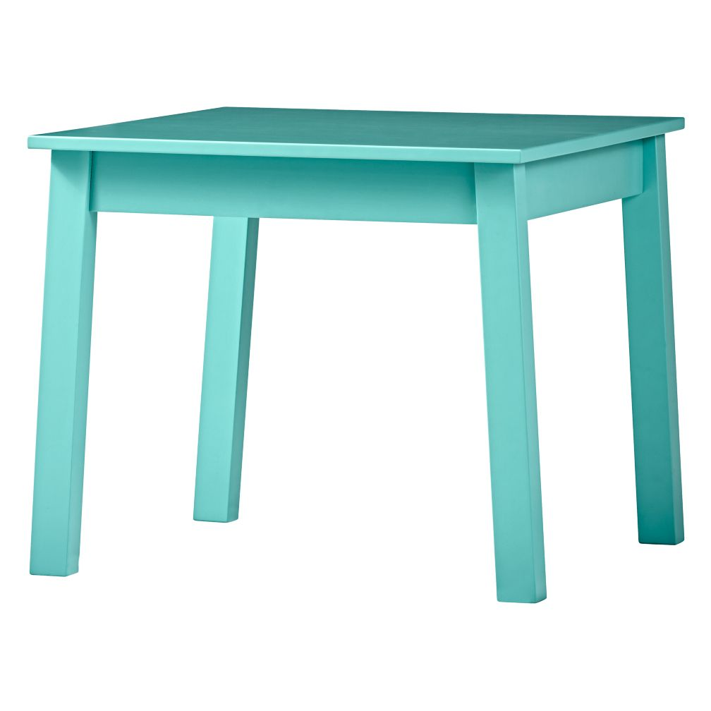 Anywhere Square Azure Play Table