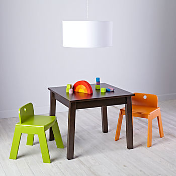 Anywhere Square Java Kids Table