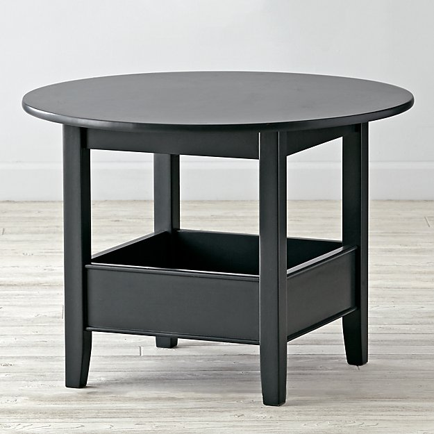 Charcoal Bin Table