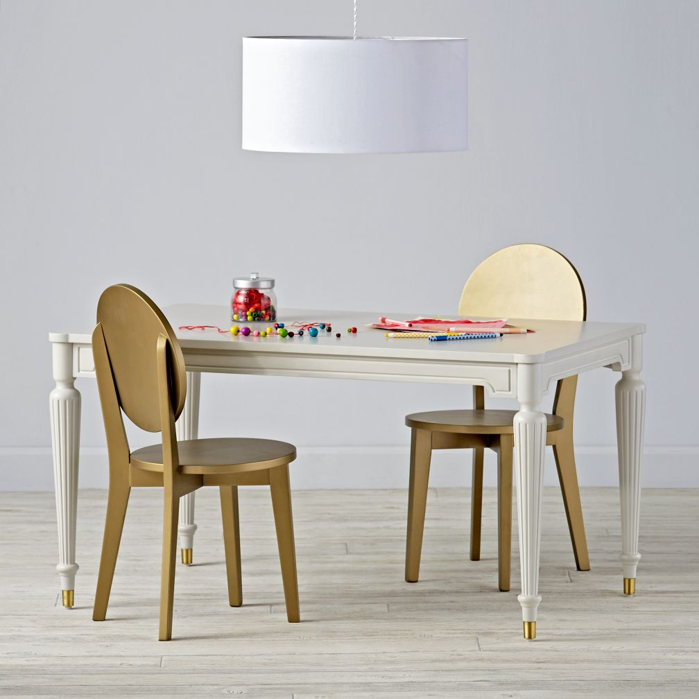Fluted Play Table