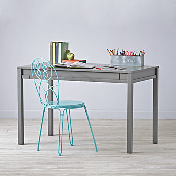 Adjustable Grey Activity Table Set