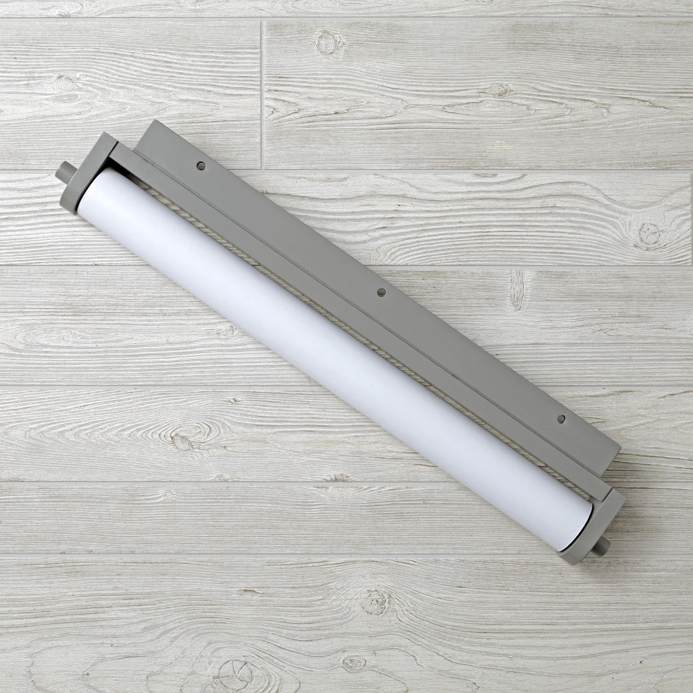 Adjustable Grey Activity Table Paper Roller & Paper
