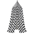 Black and White Playhouse Canopy