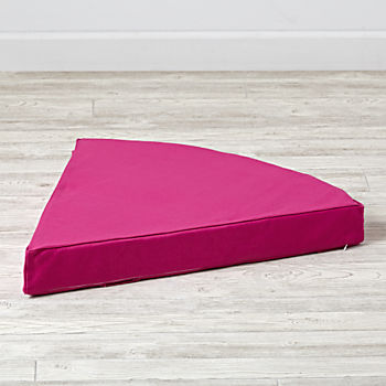 Geodome Pink Floor Cushion