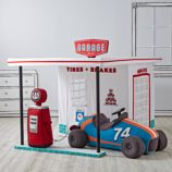 Gearhead Garage Playhouse