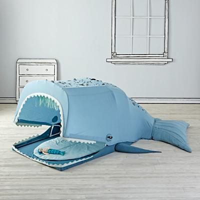 Giant Whale Playhouse