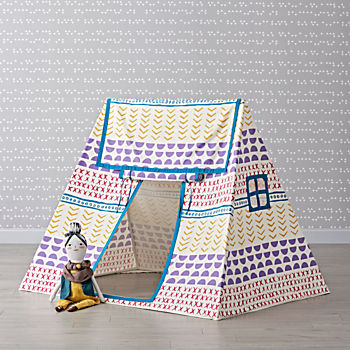 Colorful Ikat Playhouse