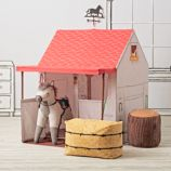 Horse Stable Playhouse
