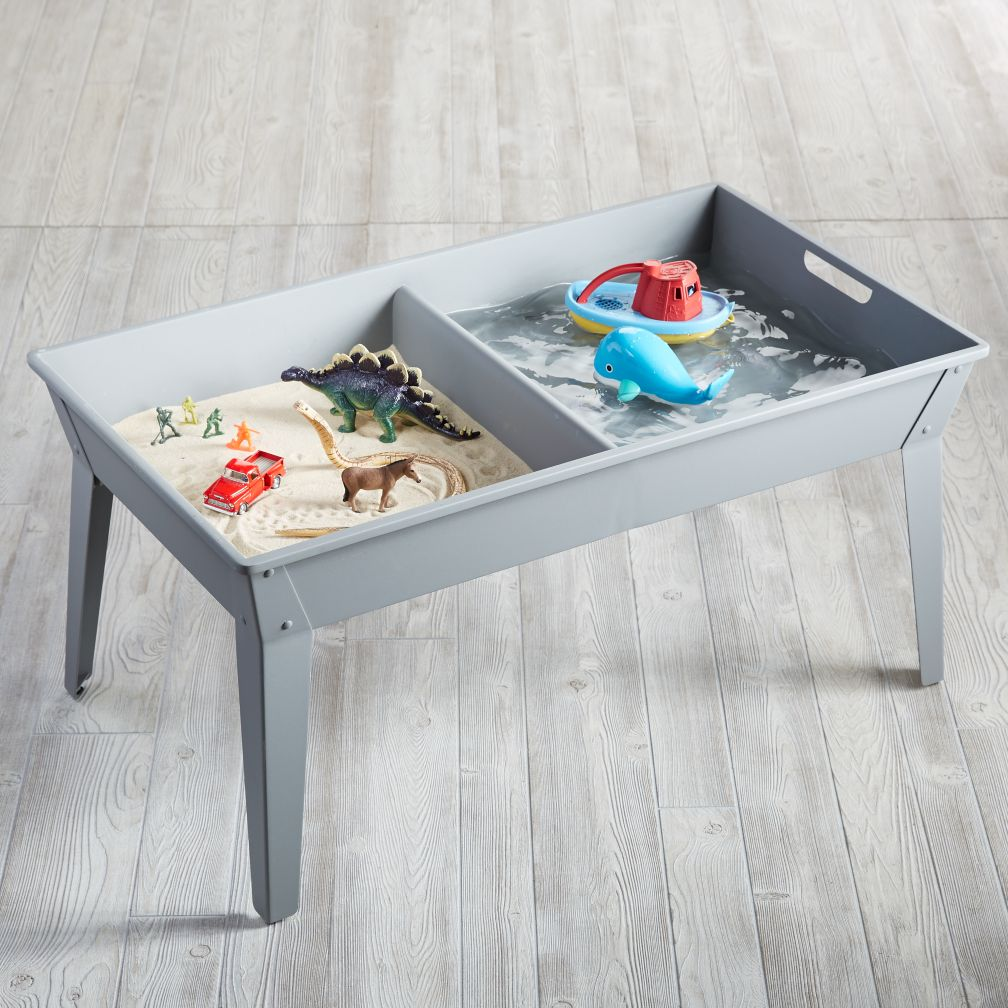 Sand and water table for kids the land of nod geotapseo Choice Image