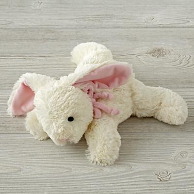 Pink Bunny Stuffed Animal