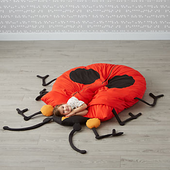 Charley Harper Giant Ladybug Stuffed Animal