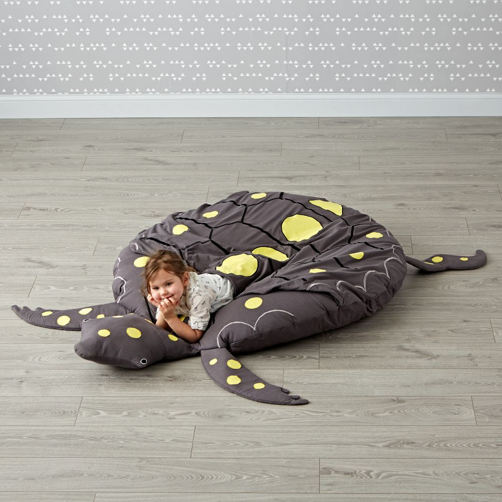 Charley Harper Giant Turtle Stuffed Animal