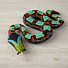 Charley Harper Snake Stuffed Animal