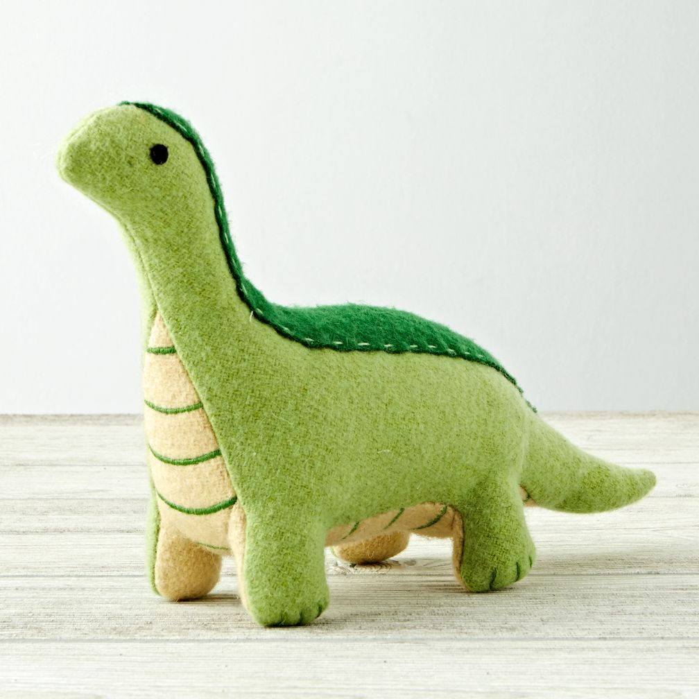Brachiosaurus Stuffed Animal The Land Of Nod