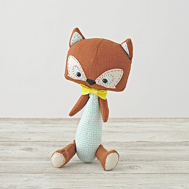 Forest Flair Fox Stuffed Animal