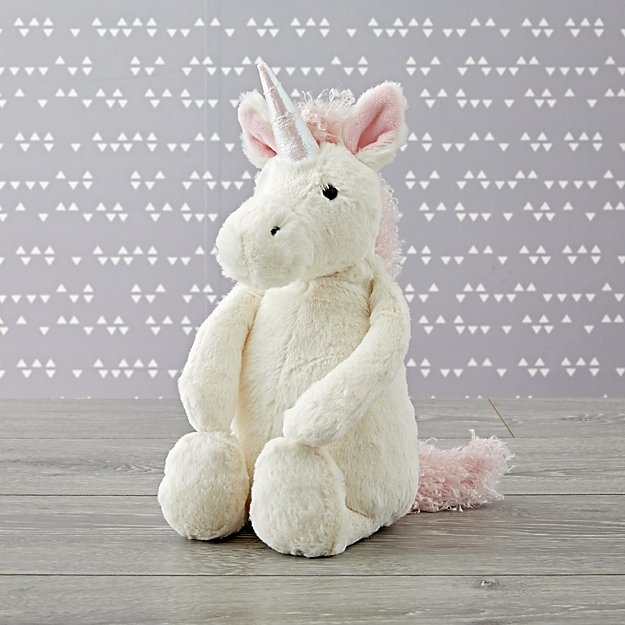 Jellycat Medium Unicorn Stuffed Animal