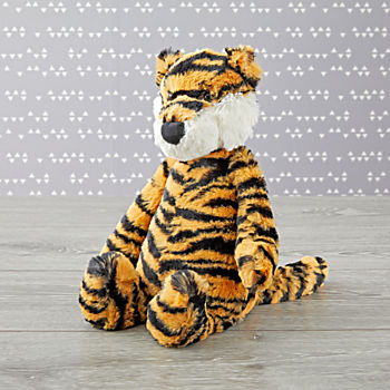 Jellycat Medium Tiger Cub Stuffed Animal